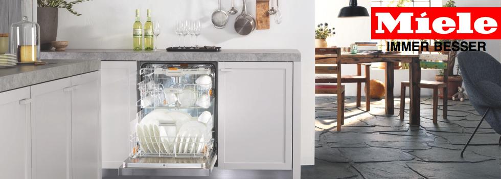 Miele - Kücheneinbaugeräte - Möbel Fröhlich