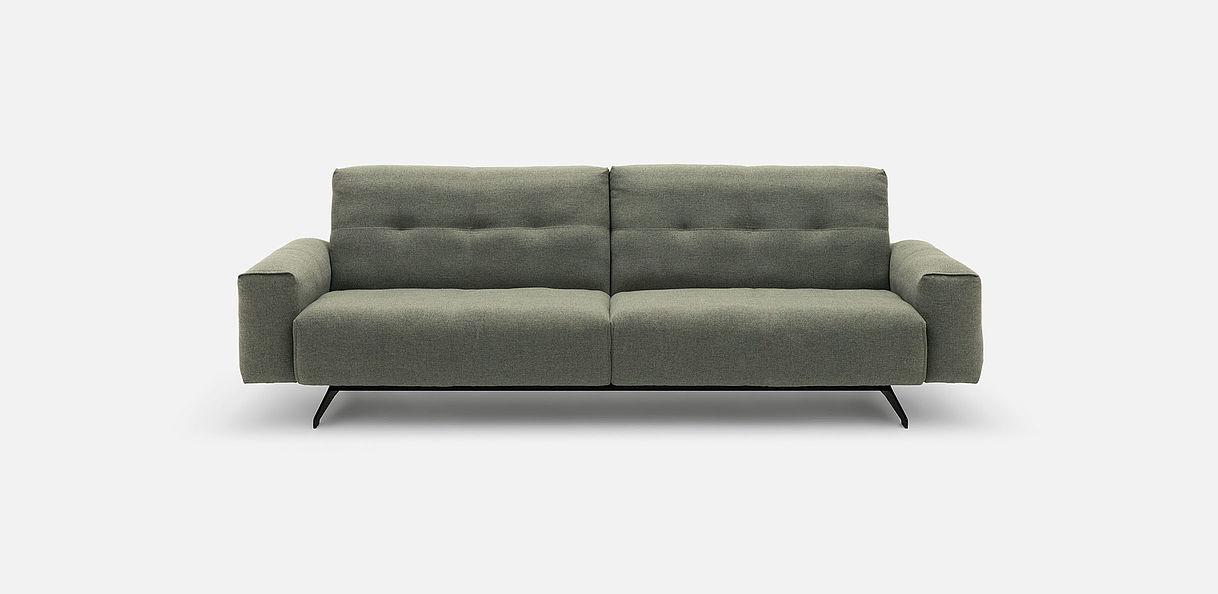 Rolf Benz 50 ist als Einzel-Sofa