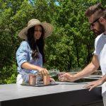 Outdoormöbel - Tikal Küchenlinie von Talenti